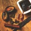 Сливовое варенье с шоколадом и пряностями